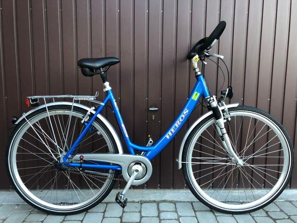 Rower damka HEROS /Alu/koła 28 cali/napęd SPECTRO S7