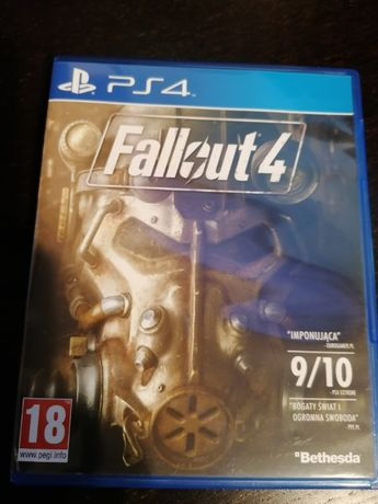 Fallout 4 PL PS4