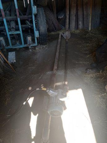 Pompa wirowa wałowa do brudnej wody gnojowicy szamba 1,5kw