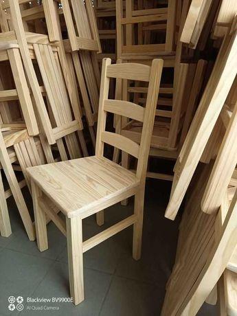 Cadeira Pinho maciço