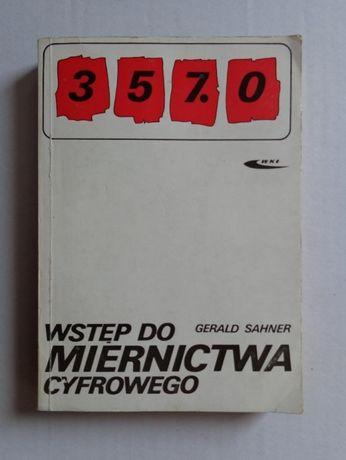Wstęp do miernictwa cyfrowego - książka.