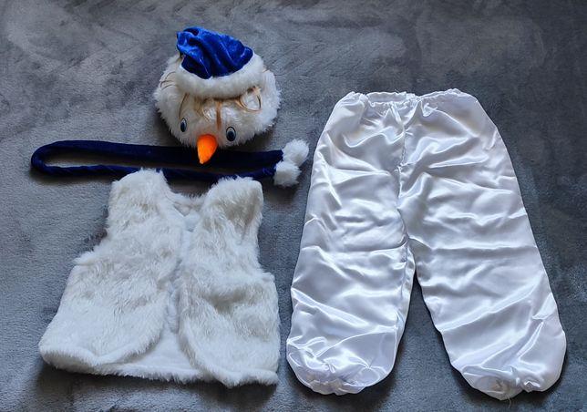 Новогодний костюм на мальчика  4-5 лет