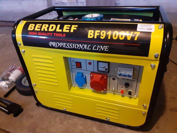 Generator prądotwórczy bezynowy berdlef