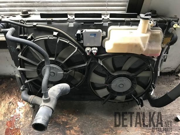 Радиатор Lexus RX 2003-2006 диффузор/телевизор/вентилятор/дефлектор