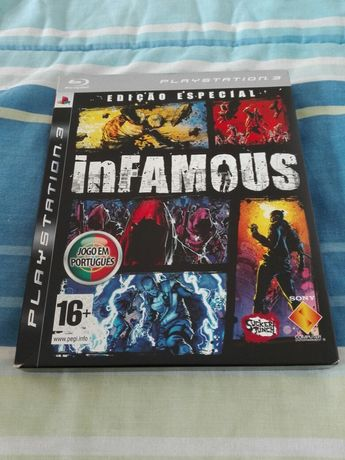 Infamous PS3 Limited Edition PS3