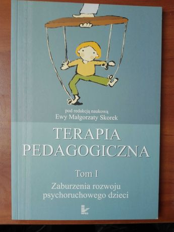 Terapia pedagogiczna tom I