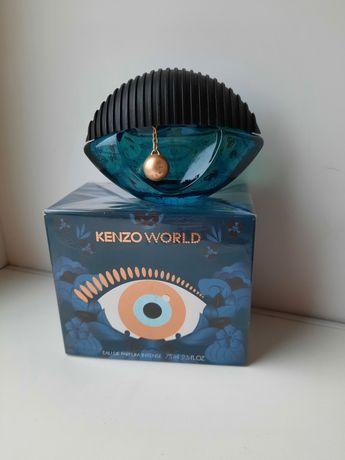 !оригинал!75мл Kenzo World Intense парфюмированная вода