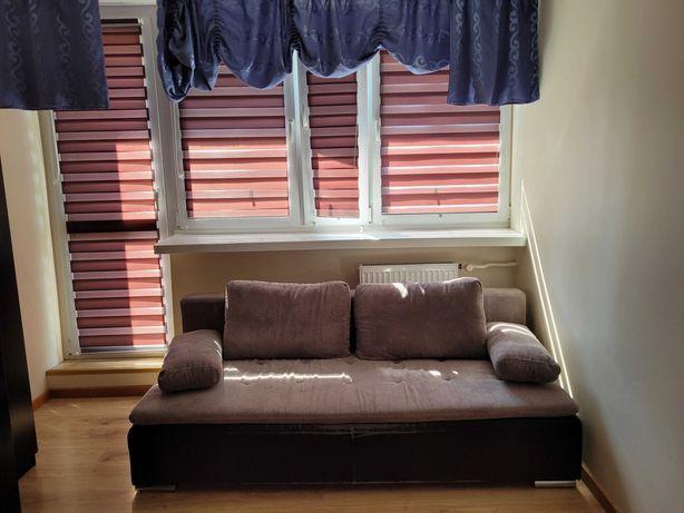 Sofa z funkcją spania, fotel z funkcją spania
