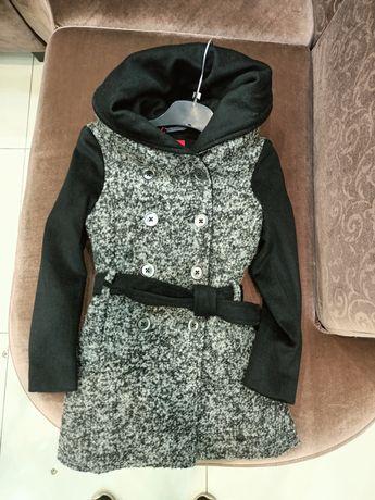 Пальто детское шерстяное ТМ S.Oliver