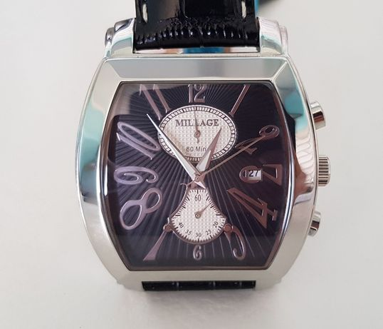 Продаю новые часы Millage. Manchester choronograpic.