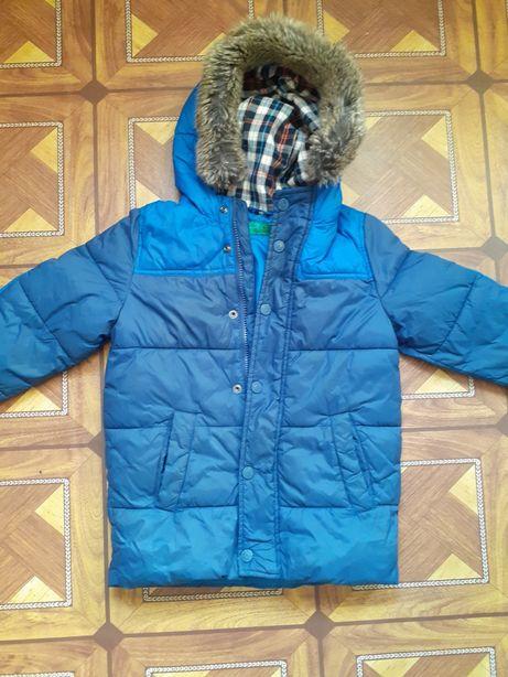 Куртка Benetton 110см