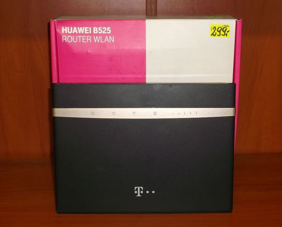 Router LTE Huawei 4G 300Mb B525-23a