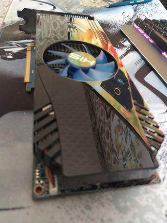 Продам видеокарта Radeon 5830 1gb ddr5 256bit
