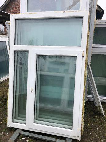 Okna używane 115 x 176