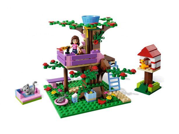 LEGO 3065 LEGO Friends Dom domek Olivii na drzewie