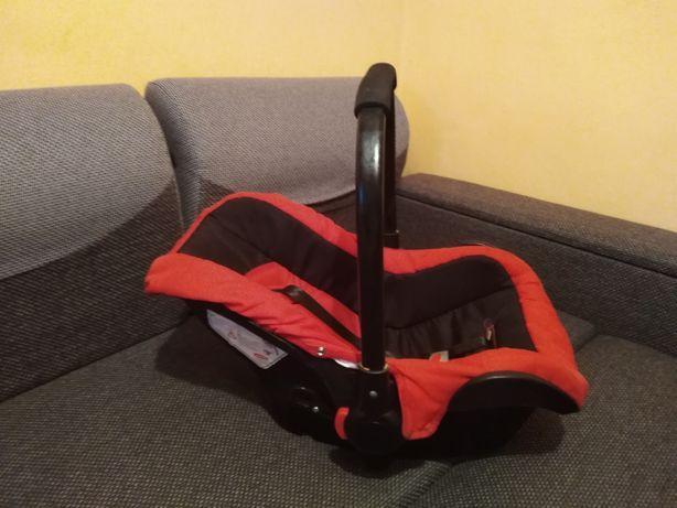 Nosidełko fotelik samochodowy dla bliźniaków