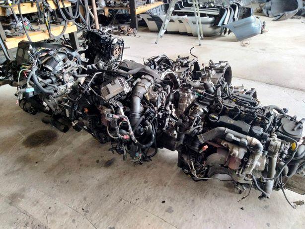 Двигатель Citroen C4 Picasso 1.6hdi 2.0