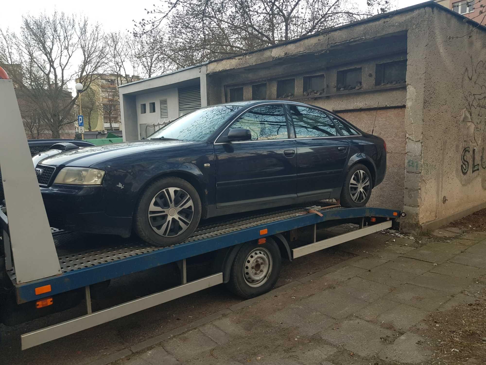 Audi a6 c5 lift sedan manual 2.5 tdi CZESCI!