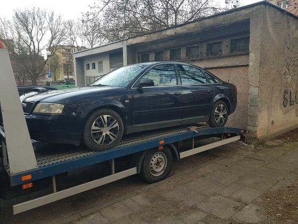 Audi a6 c5 lift sedan manual 2.5 tdi CZESCI!