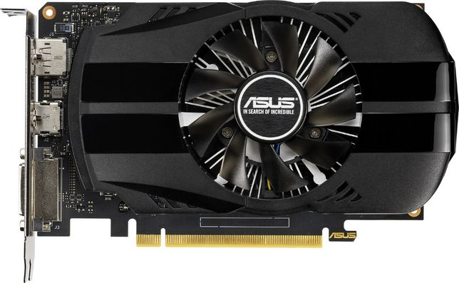Продаю игровую видеокарту Asus GTX 1050 Ti 4GB в отличном состоянии