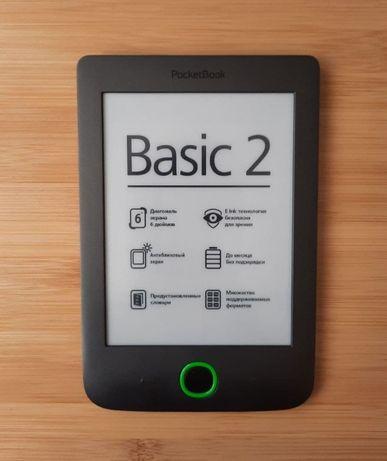 Электронная книга PocketBook Basic 2