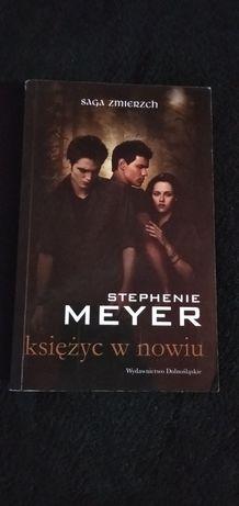 Stephenie Meyer - Księżyc w nowiu
