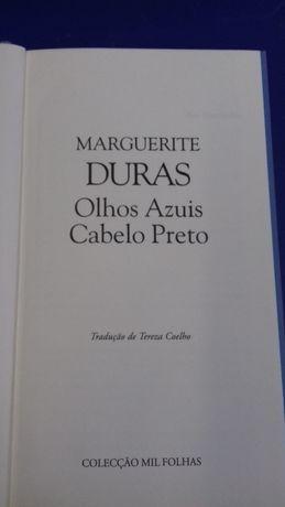Livro Olhos Azuis Cabelo Preto de Marguerite Dunas