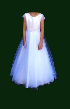 Sukienka komunijna 134 (M)