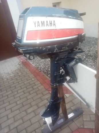 Silnik zaburtowy Yamaha 2T - 5km