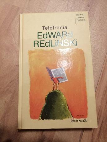 """""""Telefrenia"""" Edward Redliński"""