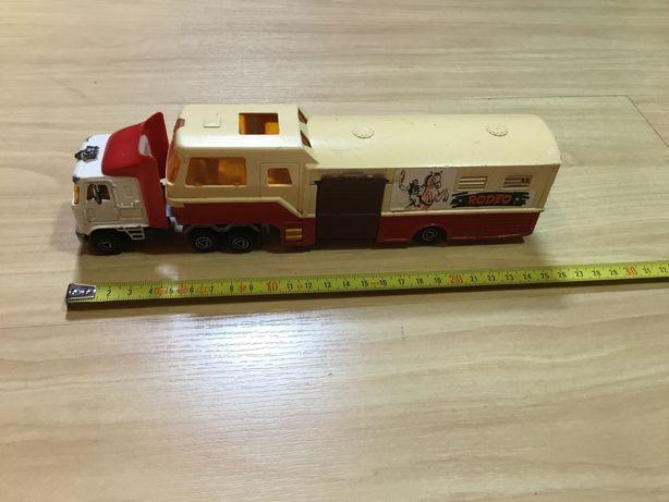 Miniatura antiga de camião Majorette esc.1/60