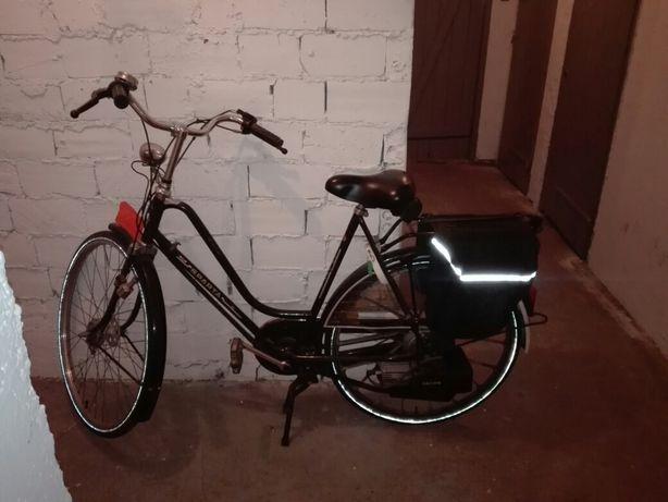 Rower z silnikiem.sachs