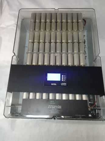 Super Bateria de Lítio (LiFePO4) Powerwall 10Kw