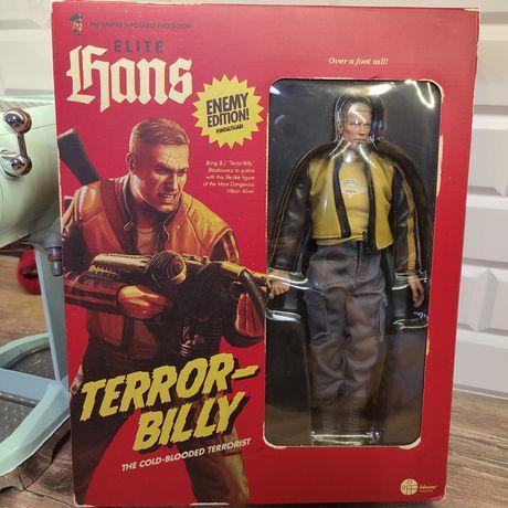 Wolfenstein 2 figurka kolekcjonerska terror billy blazkowicz nowa
