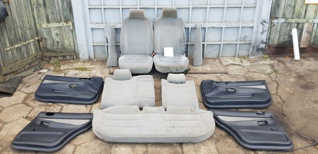 Fotele welur audi a4 b5 limuzyna 97w.5 v6 fotel kanapa boczek FW1A4