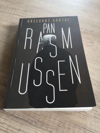 Książka Pan Rasmussen Grzegorz Gortat