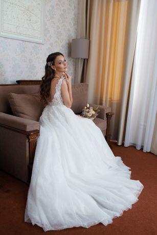 Брендова весільна сукня