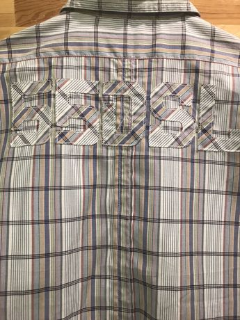Рубашка Diesel 55dsl ( оригинал )