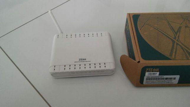 Modem ZTE ZXV10 W300 Series