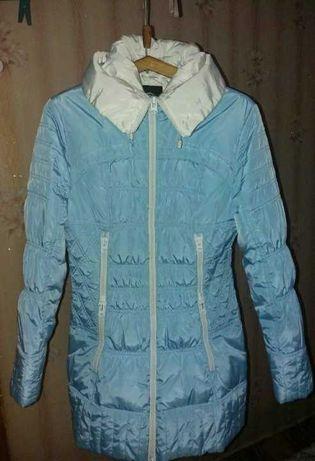 Продам зимнее пальто пуховик