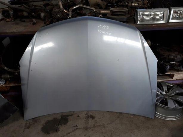 Opel Astra H maska /pokrywa !! Z163 USZKODZONA !