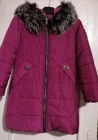 Детское пальто верхняя одежда