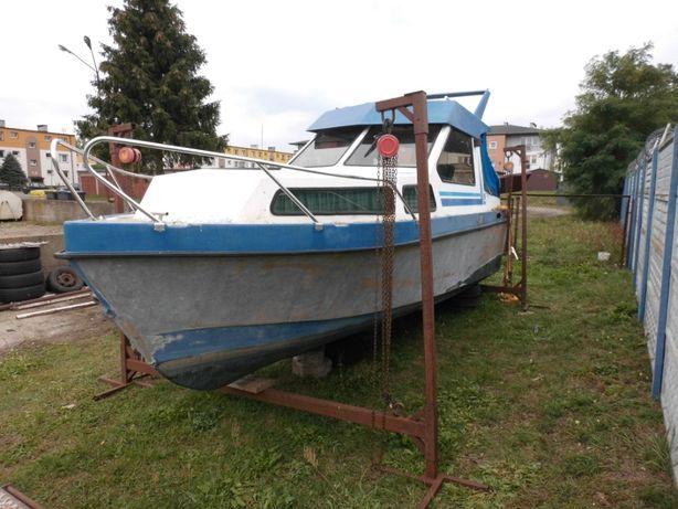 Jacht Motorowy łódka motorówka kabinowa