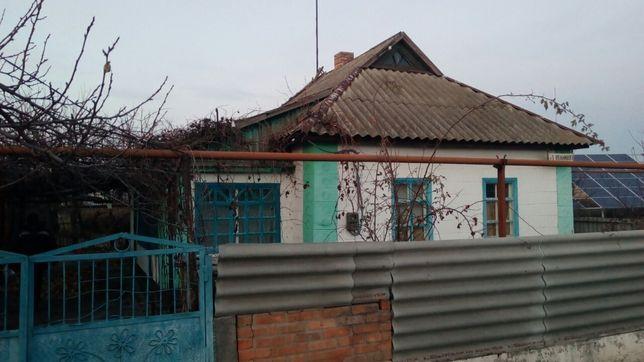 Продам дом в смт Червоногригорьевка
