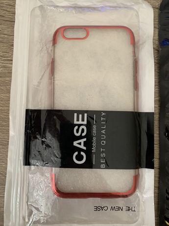 Продам чехлы на iPhone 6,6s,7, AirPods 1, 2, AppleWatch, Переходник