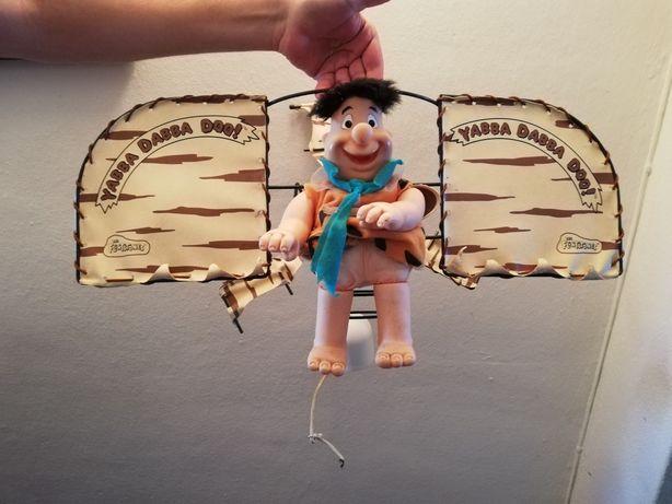 Candeeiro Flintstone