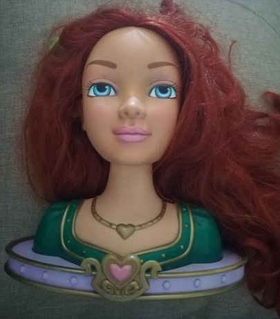 Casa spa jaggets e busto Princesa Fiona