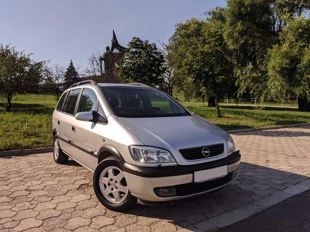 1999 Opel Zafira 1.8 растаможен
