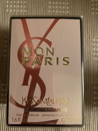 Mon paris YSL 50ml eau de perfume nowe w folii oryginalne