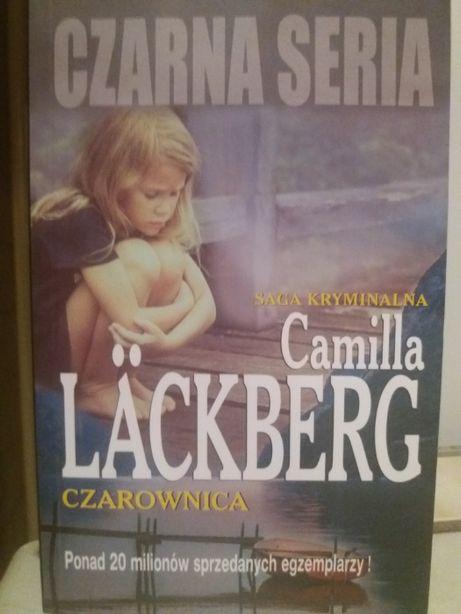 Czarownica' Camilla Läckberg - NOWA - możliwa zamiana!